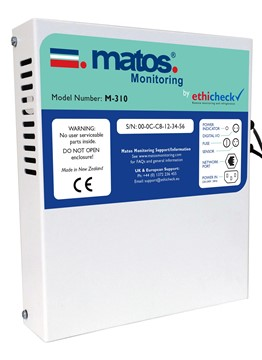 MATOS M-310i with single Temperature Sensor